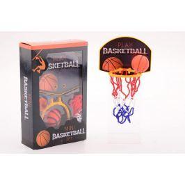Mini košíková s míčem
