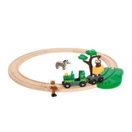 Safari železnice sada