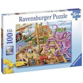 Puzzle Pirátské dobrodružství 100 dílků