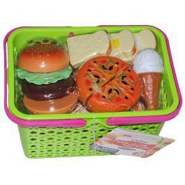 Košík - jídlo 28 ks