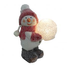 Sněhulák s LED