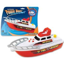 Motorové čluny na baterie