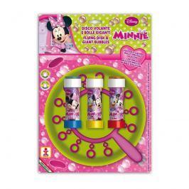 Výroba bublin s diskem Minnie