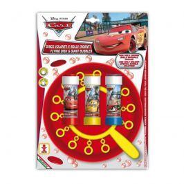 Výroba bublin s diskem Cars