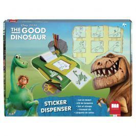Stroj na samolepky Hodný dinosaurus