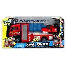 Auto požární se světlem a zvuk