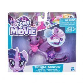 Hasbro My Little Pony Mořský poník 7,5 cm s doplňkem a pohybnlivým Pro holky