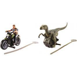 Jurský svět lovci dinosaurů