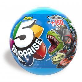 5 Surprises koule plné překvapení