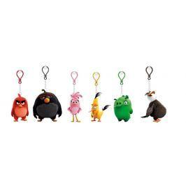 Angry Birds: 3D figurka 7-8,5 cm s nylon přívěskem - blister