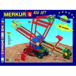 Merkur 5 stavebnice