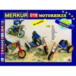 M 018 Motocykly