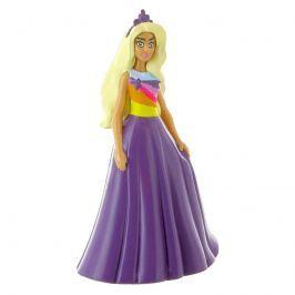 Barbie fialové šary