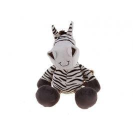 Alltoys Divoké zvířátko sedící zebra/žirafa