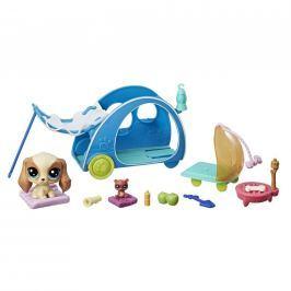 Littlest Pet Shop Littlest Pet Shop Tématický set se zvířátkem