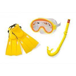 Intex Dětská potápěčská sada s ploutvemi a šnorchlem