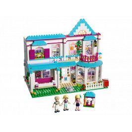 LEGO® Friends LEGO® Friends 41314 Stephanie a její dům Stavebnice Lego