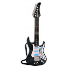 Elektronická rocková kytara