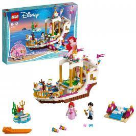LEGO® Disney® Princess™ LEGO® Disney™ Princezny 41153 Arielin královský člun na oslavy