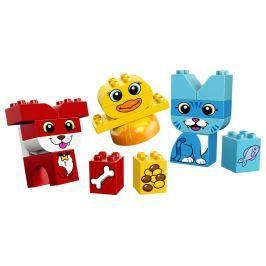 LEGO® DUPLO® LEGO® DUPLO® 10858 Moji první skládací mazlíčci