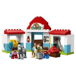 LEGO® DUPLO® LEGO® DUPLO® 10868 Stáje pro poníka