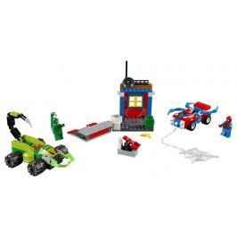 LEGO® Juniors LEGO® Juniors 10754 Spider-Man vs. Scorpion - Souboj na silnici