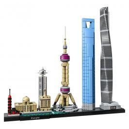 LEGO® Architectures LEGO® Architecture Šanghaj 21039