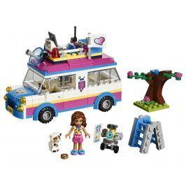 LEGO® Friends LEGO® Friends 41333 Olivia a její speciální vozidlo