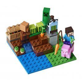 LEGO® Minecraft™ LEGO® Minecraft™ 21138 Melounová farma