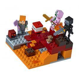 LEGO® Minecraft™ LEGO® Minecraft™ 21139 Podzemní souboj Stavebnice Lego
