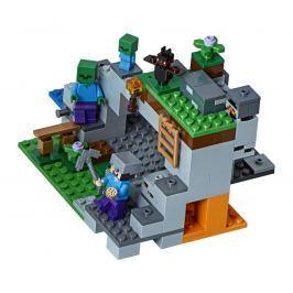 LEGO® Minecraft™ LEGO® Minecraft™ 21141 Jeskyně se zombie Stavebnice Lego