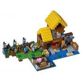 LEGO® Minecraft™ LEGO® Minecraft™ 21144 Farmářská usedlost
