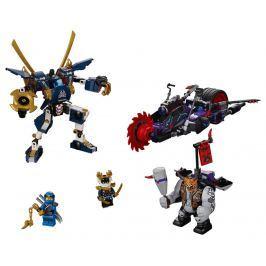 LEGO® NINJAGO™ LEGO® NINJAGO® 70642 Killow vs. Samuraj X