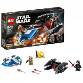 LEGO® Star Wars™ LEGO® Star Wars™ 75196 Stíhačka A-Wing™ vs. mikrostíhačka TIE Silencer™