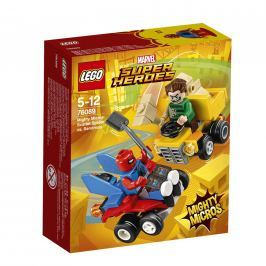 LEGO® Super Heroes LEGO® Super Heroes 76089 Mighty Micros: Scarlet Spider vs. Sandman Stavebnice Lego