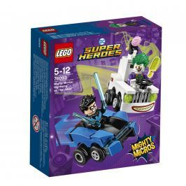 LEGO® Super Heroes LEGO® Super Heroes 76093 Mighty Micros: Nightwing™ vs. Joker™ Stavebnice Lego