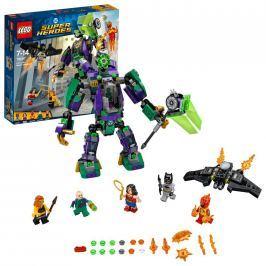 LEGO® Super Heroes LEGO® Super Heroes 76097 Lex Luthor ™ a zničení robota