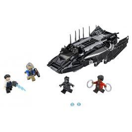 LEGO® Super Heroes LEGO® Super Heroes 76100 Útok stíhačky Černého pantera