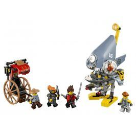 LEGO® NINJAGO™ LEGO® NINJAGO® 70629 Útok piraně Stavebnice Lego
