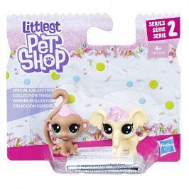 Littlest Pet Shop Littlest Pet Shop Frosting Frenzy dvě zvířátka