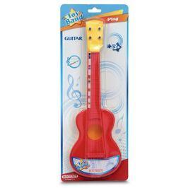 Bontempi Kytara Španělka plastová čtyřstrunná Hudební nástroje pro děti