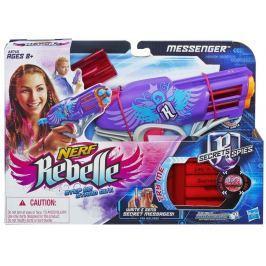 Hasbro NERF-Rebelle šifrovací pistole messenger