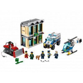 LEGO® City LEGO® City 60140 Vloupání buldozerem