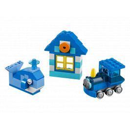 LEGO® Classic LEGO® Classic Modrý kreativní box 10706