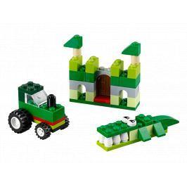 LEGO® Classic LEGO® Classic Zelený kreativní box 10708