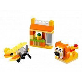 LEGO® Classic LEGO® Classic Oranžový kreativní box 10709