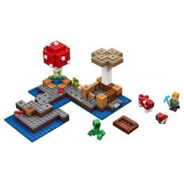 LEGO® Minecraft™ LEGO® Minecraft™ 21129 Ostrov hub