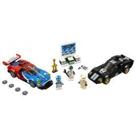 LEGO® Speed Champions 75881 2016 Ford GT & 1966 Ford GT40 Stavebnice Lego