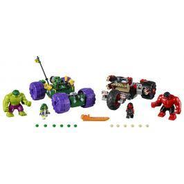 LEGO® Super Heroes LEGO® Super Heroes 76078 Hulk vs. Červený Hulk
