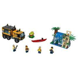 LEGO® City LEGO® City 60160 Mobilní laboratoř do džungle